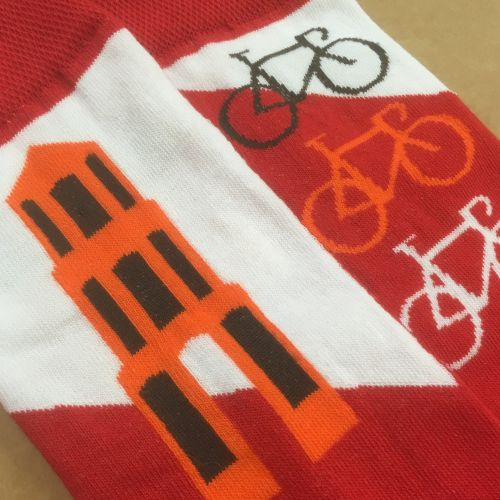 Domtoren fiets sokken 43-46