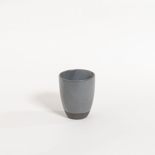 atelier - mug (no handle) black truffle