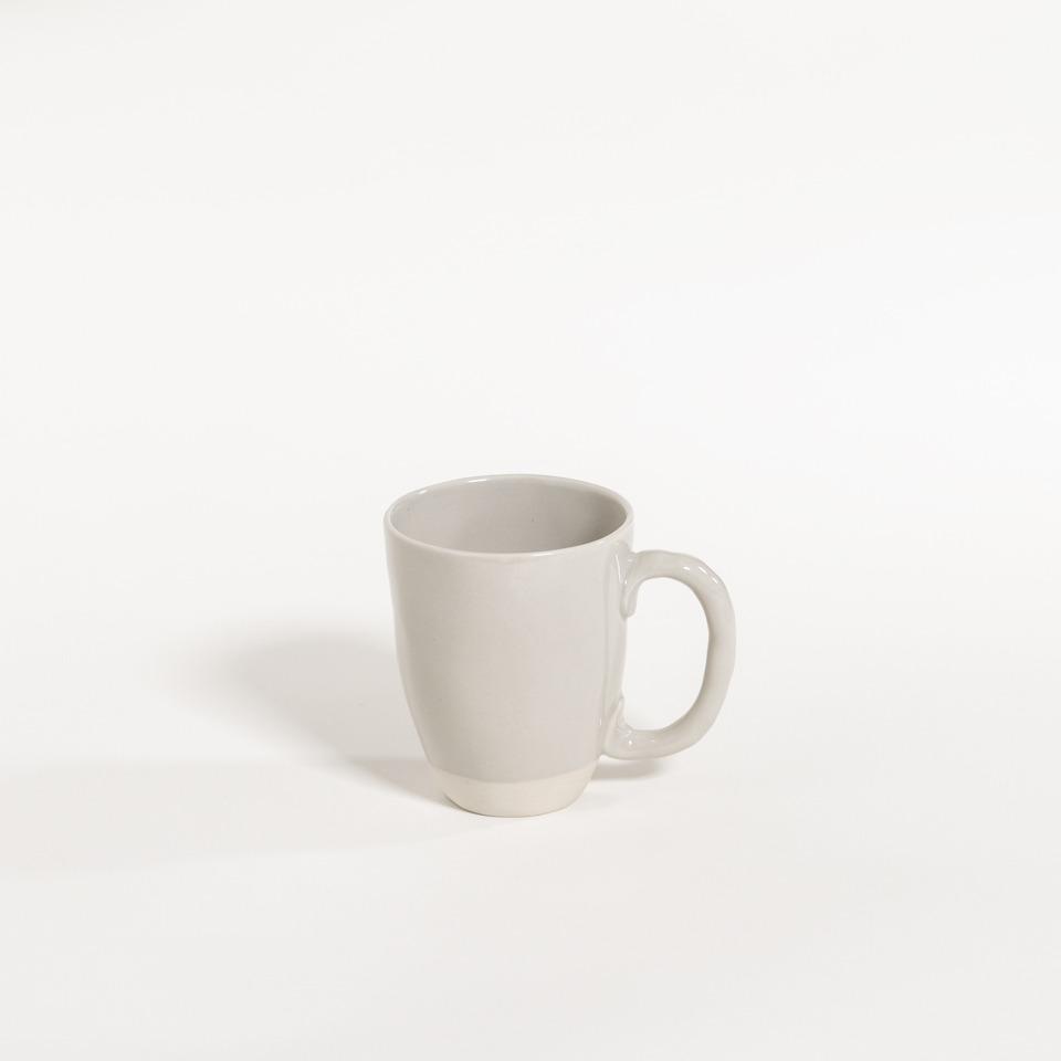 atelier - mug (handle) mushroom