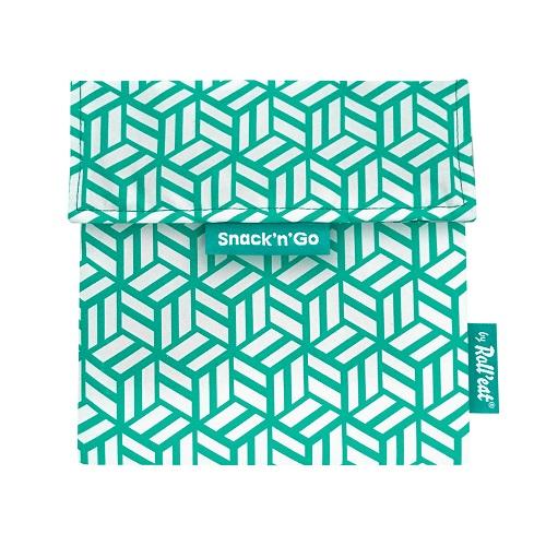 Snack 'n go tiles green