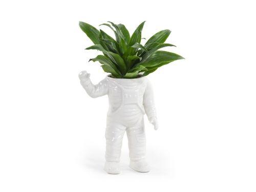 Wave Astronaut Planter Large