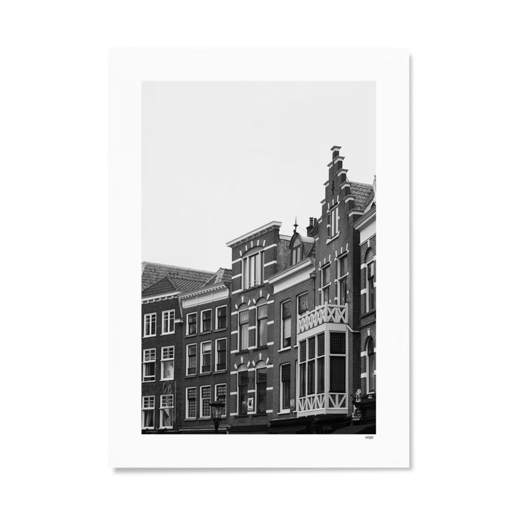 Utrecht Vismarkt A4 foto