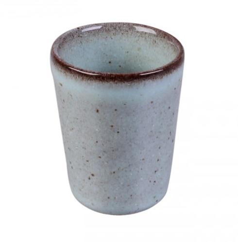 Espresso mok stone zeegroen