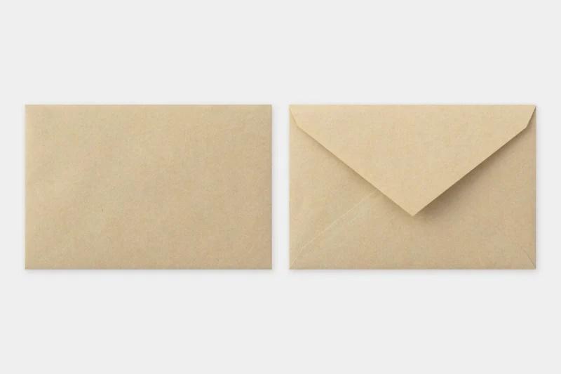 Midori card brown