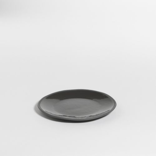 atelier - small plate black olive