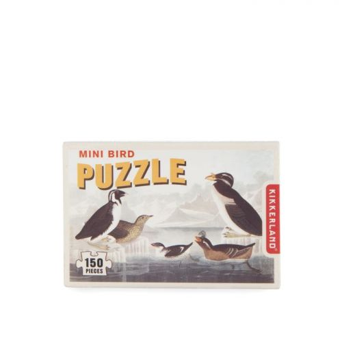 Mini bird puzzle watervogels