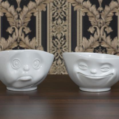 Bowl grinning