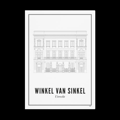 Utrecht Winkel van Sinkel 30X40