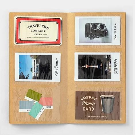 Midori refill 028 card file