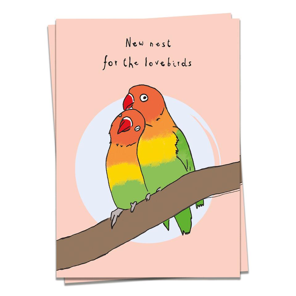Birdies - lovebirds