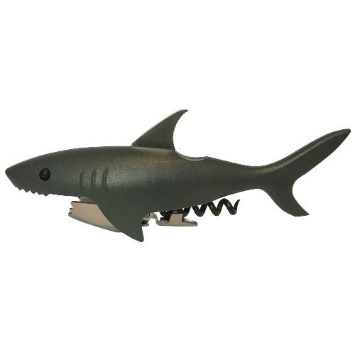 Shark wine bottle opener