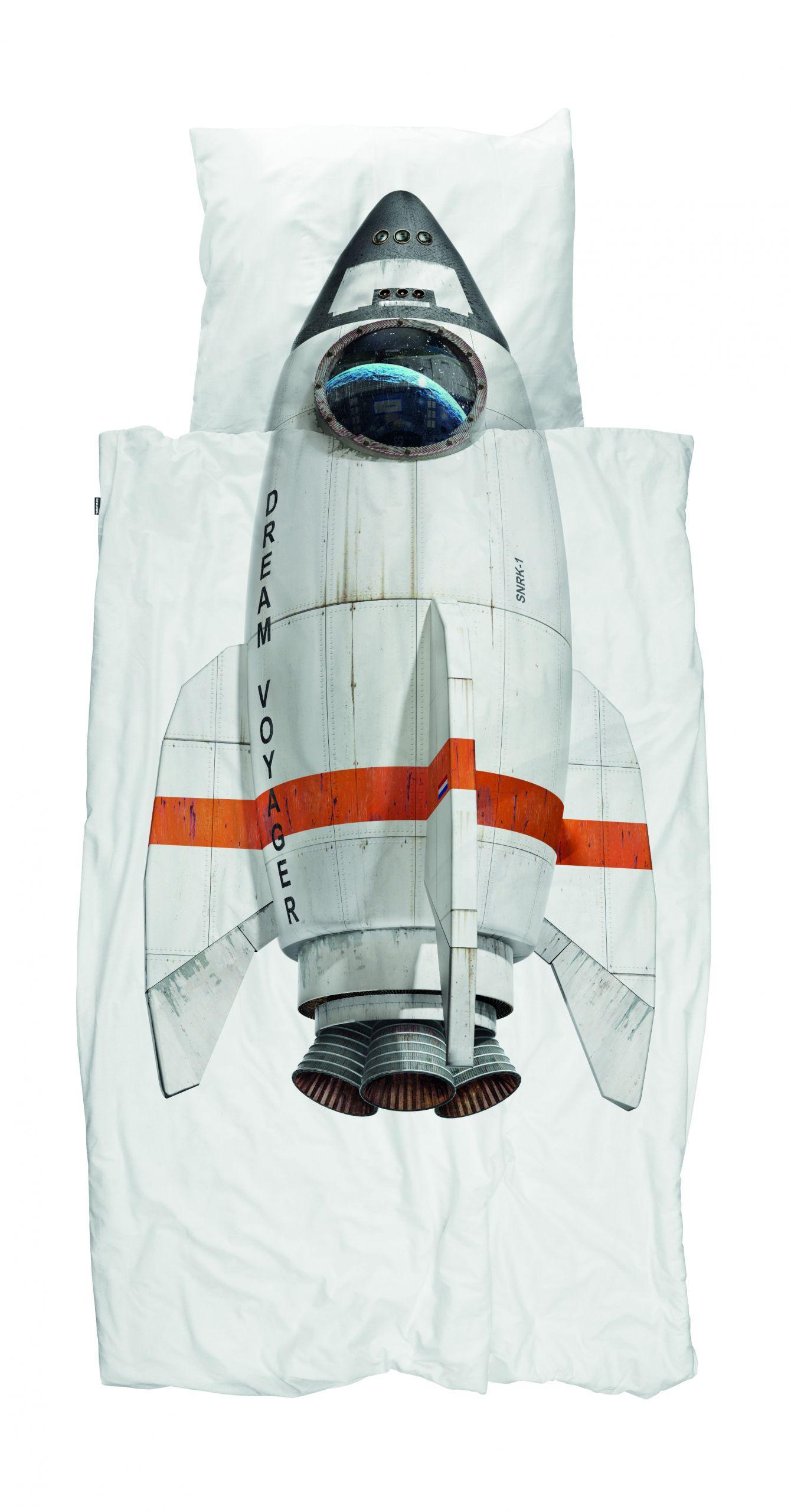 Rocket dekbedovertrek 140x200/220