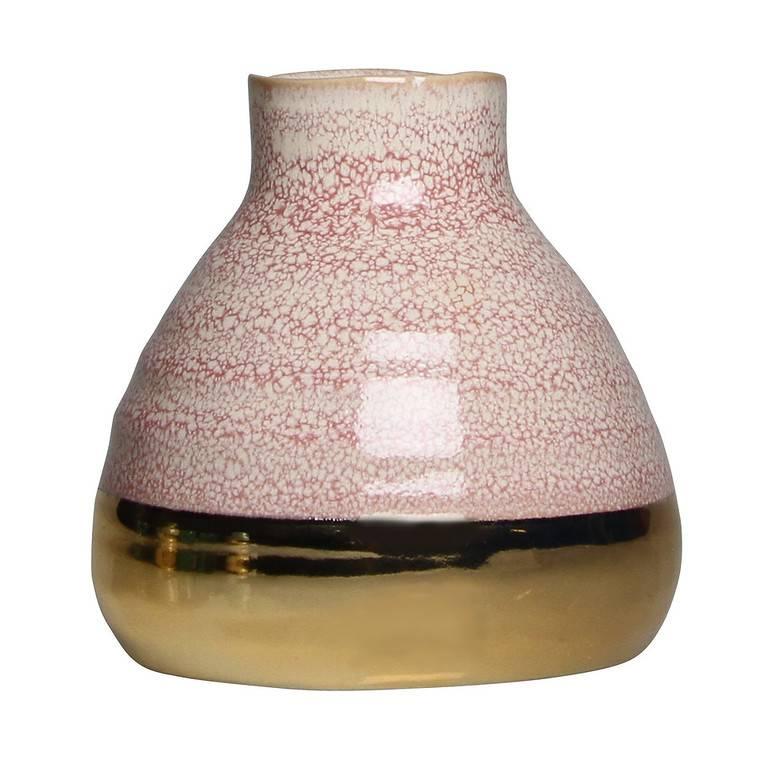 Vase avant pink
