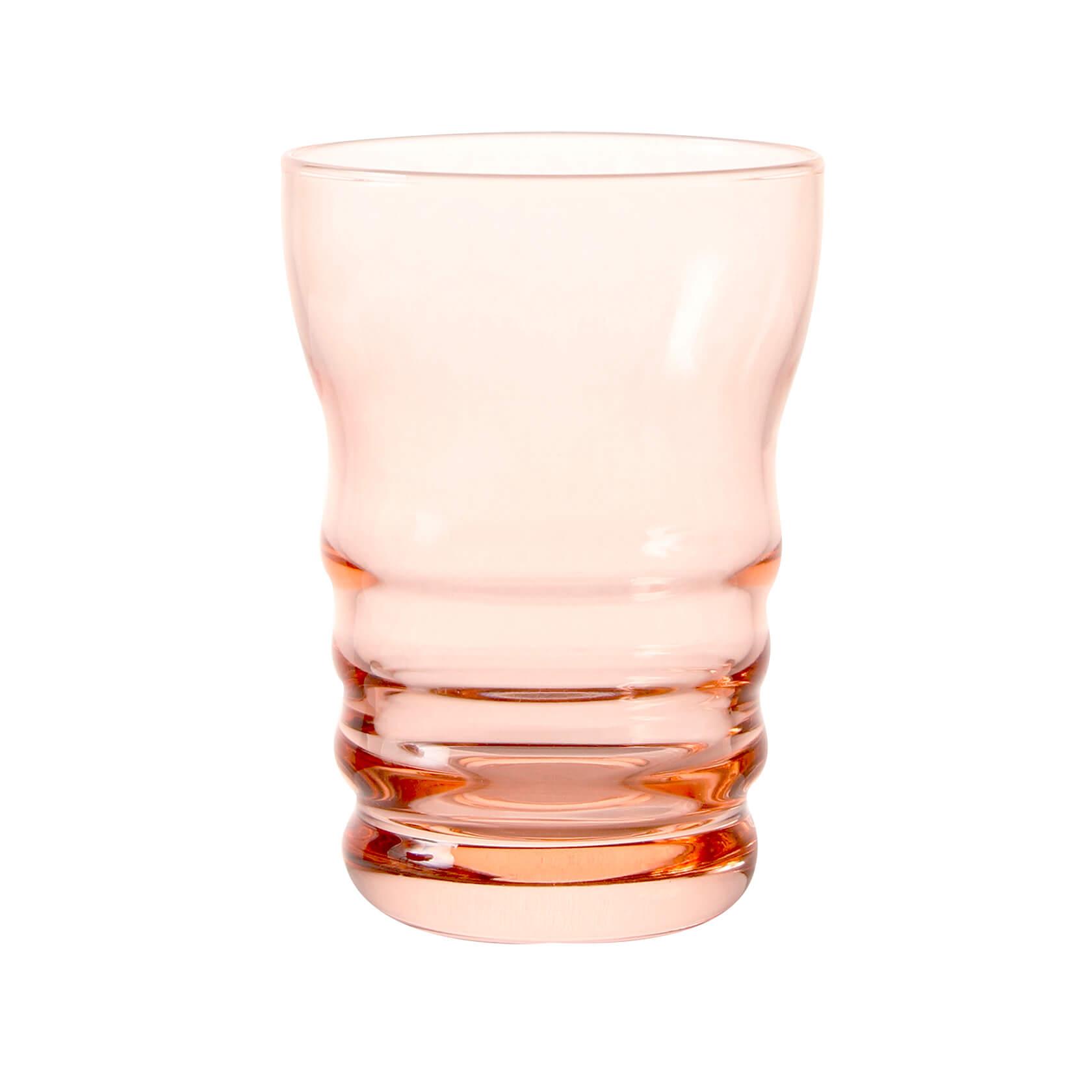 Waterglass bubble pink