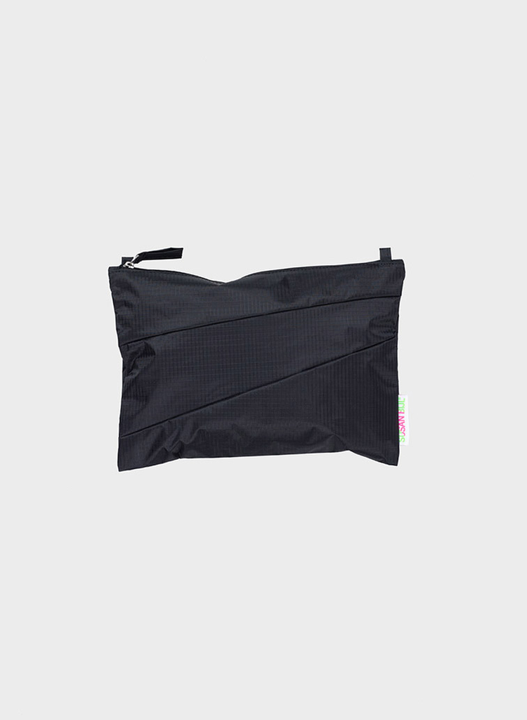 Pouch black & back S