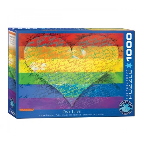 Puzzel - Love and pride