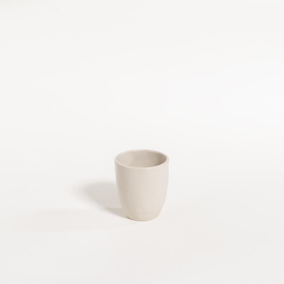 atelier - cup (no handle) asparagus