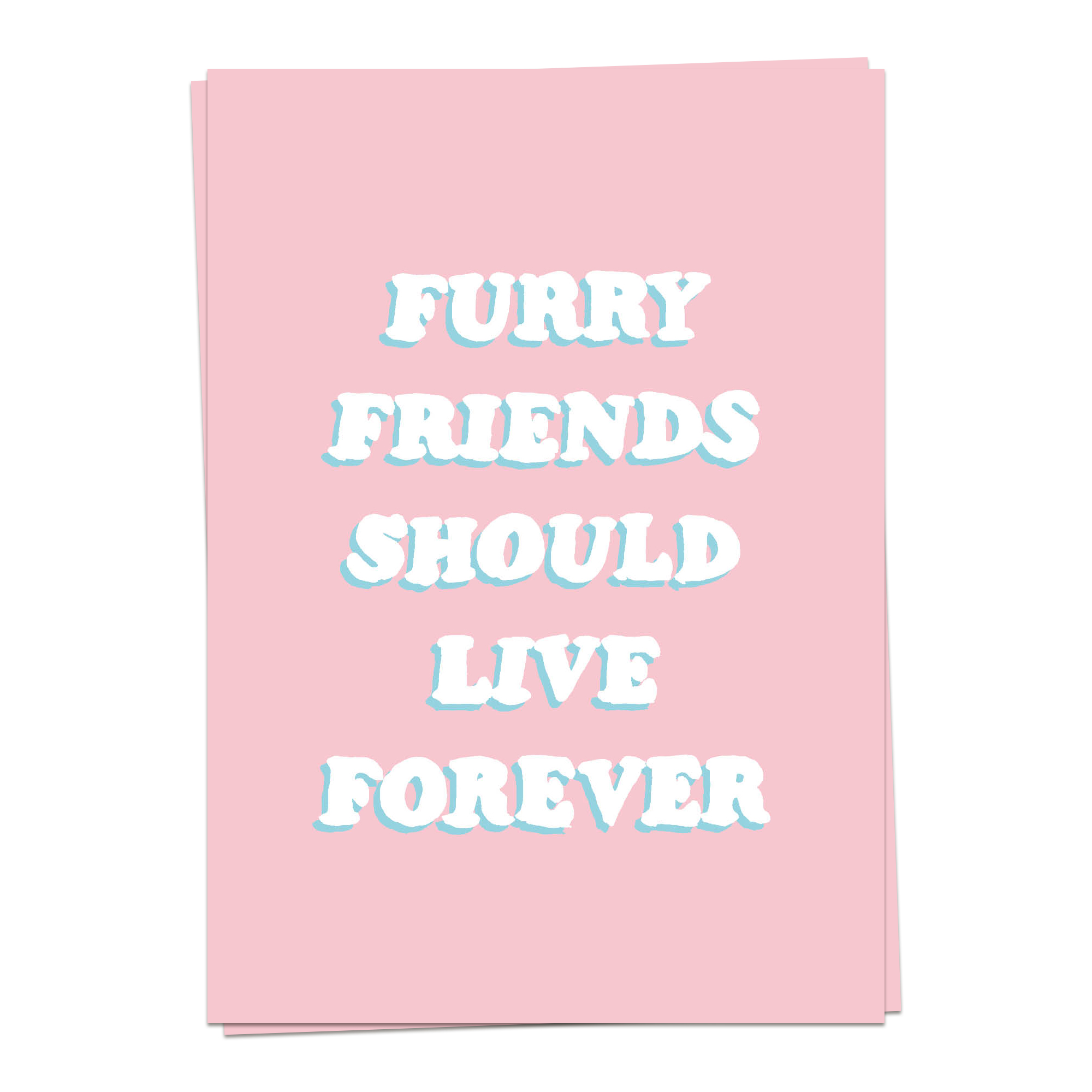 Support – Furry friends