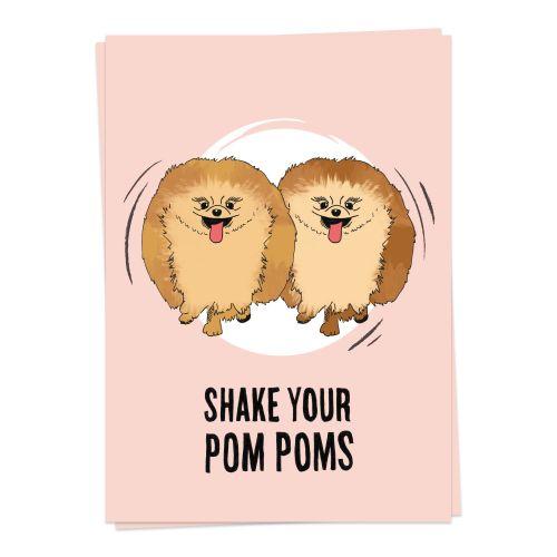 Cardimals – Pom Poms