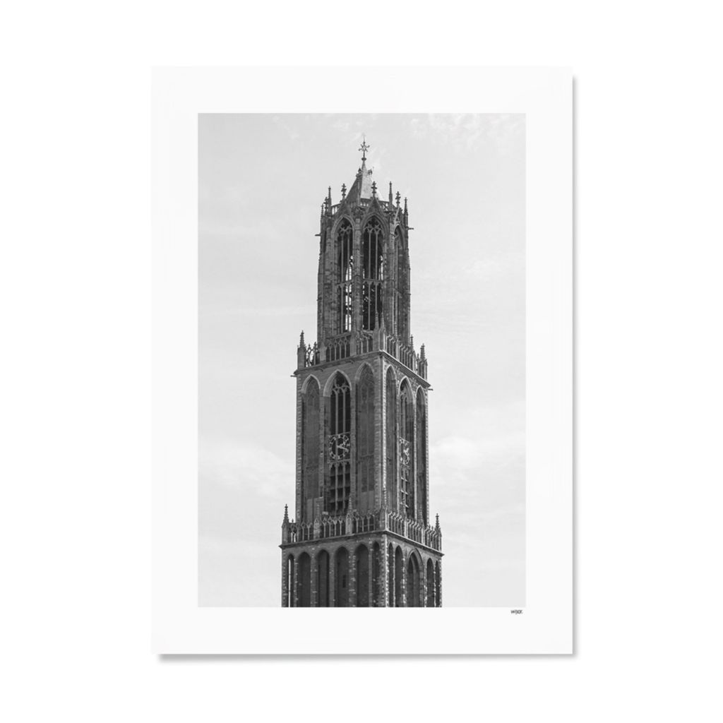 Utrecht Domtoren A4 foto