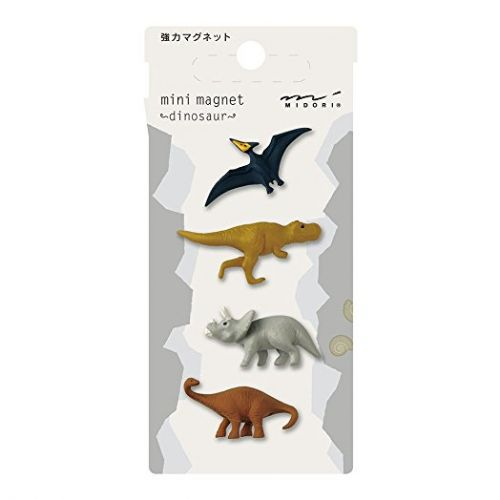 Mini magnet dino
