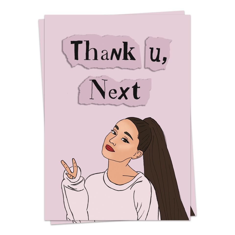 basics – Thank you, next