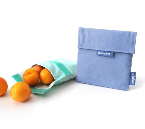 Snack 'n go eco blue