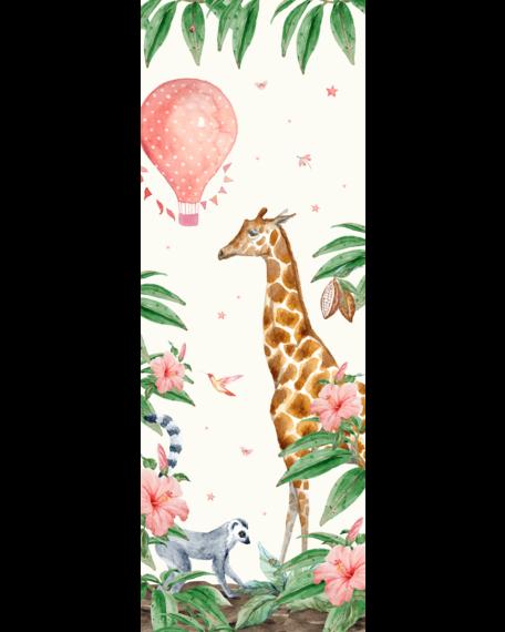 Behang Giraf 1 X 2,8 meter