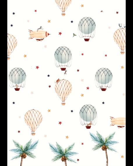 Behang Little Balloon 2 X 2,8 meter