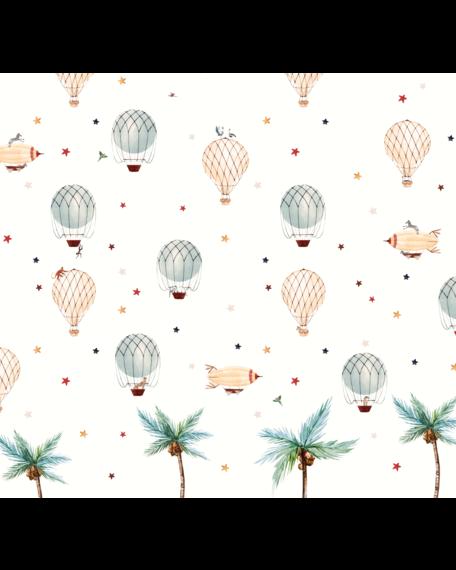 Behang Little Balloon 3 X 2,8 meter