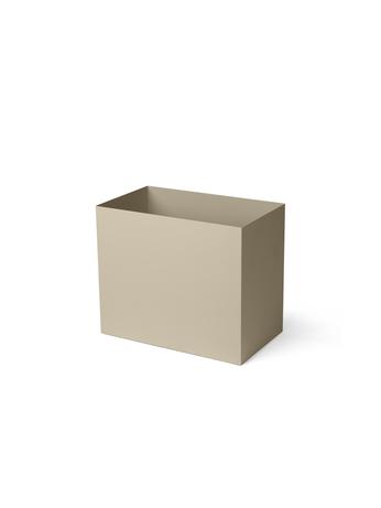 Pot for plant box large cashmere