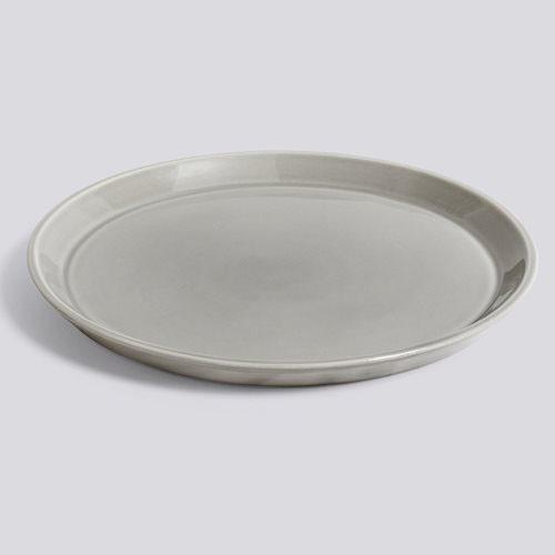 HAY Botanical saucer XL Light grey
