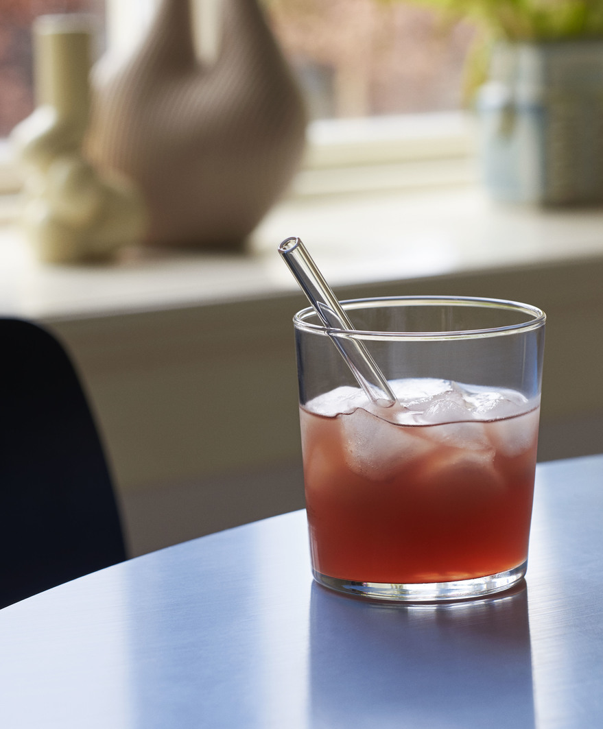 Hay Sip Cocktail Glass Straws set of 6