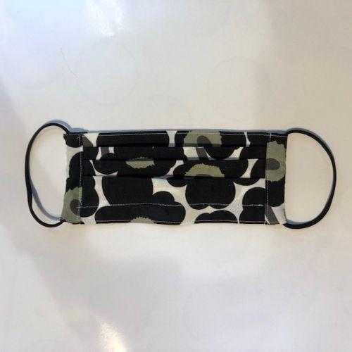 KECK & LISA Mondkapje Unico zwart