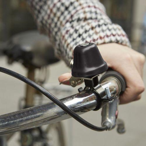 Bike bell black