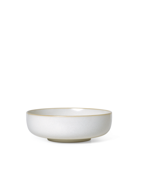 Sekki Bowl - Large - Cream