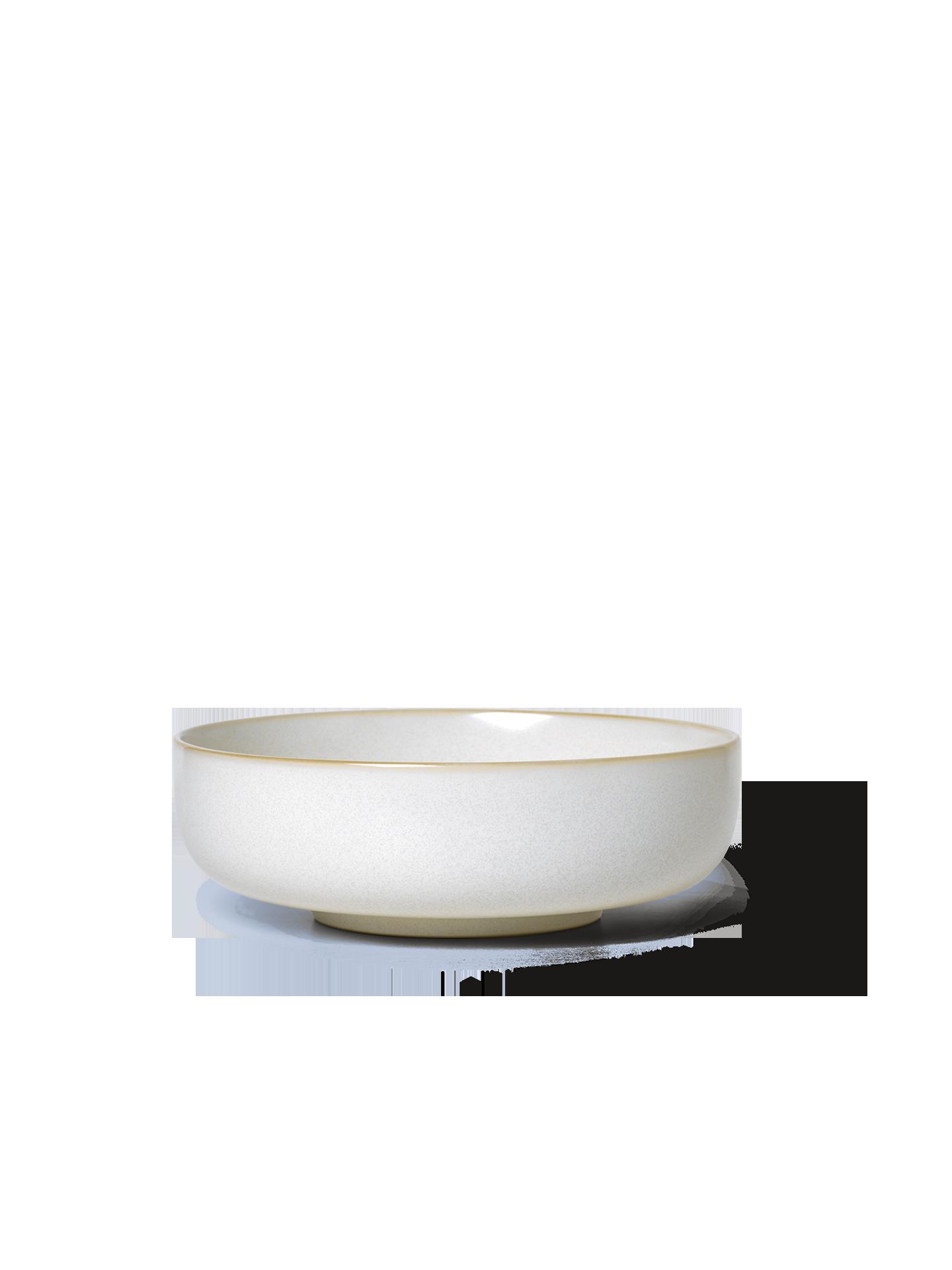 Sekki Bowl - Large - Cream