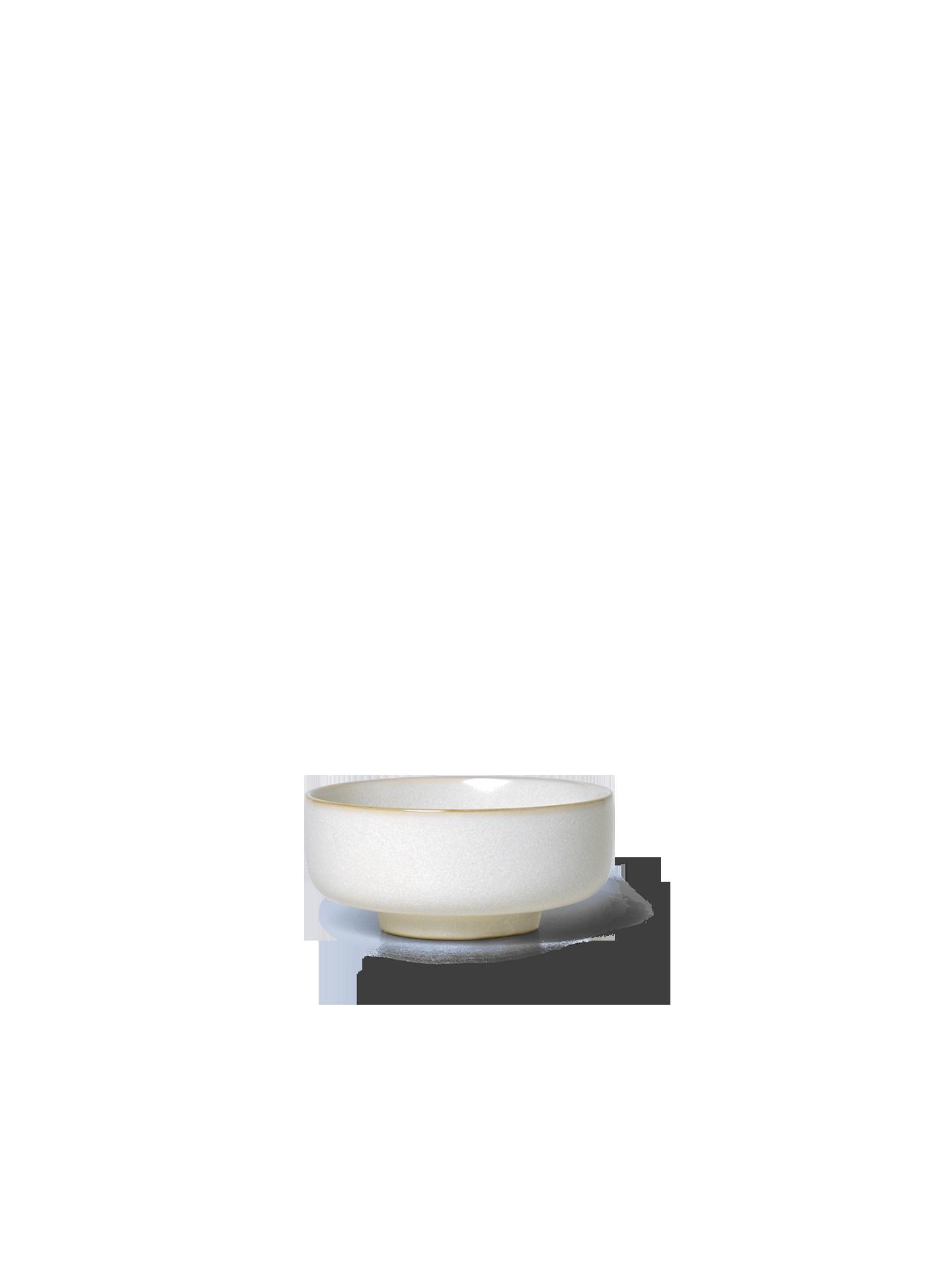 Sekki Bowl - Small - Cream