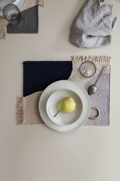 Sekki Plate - Small - Cream