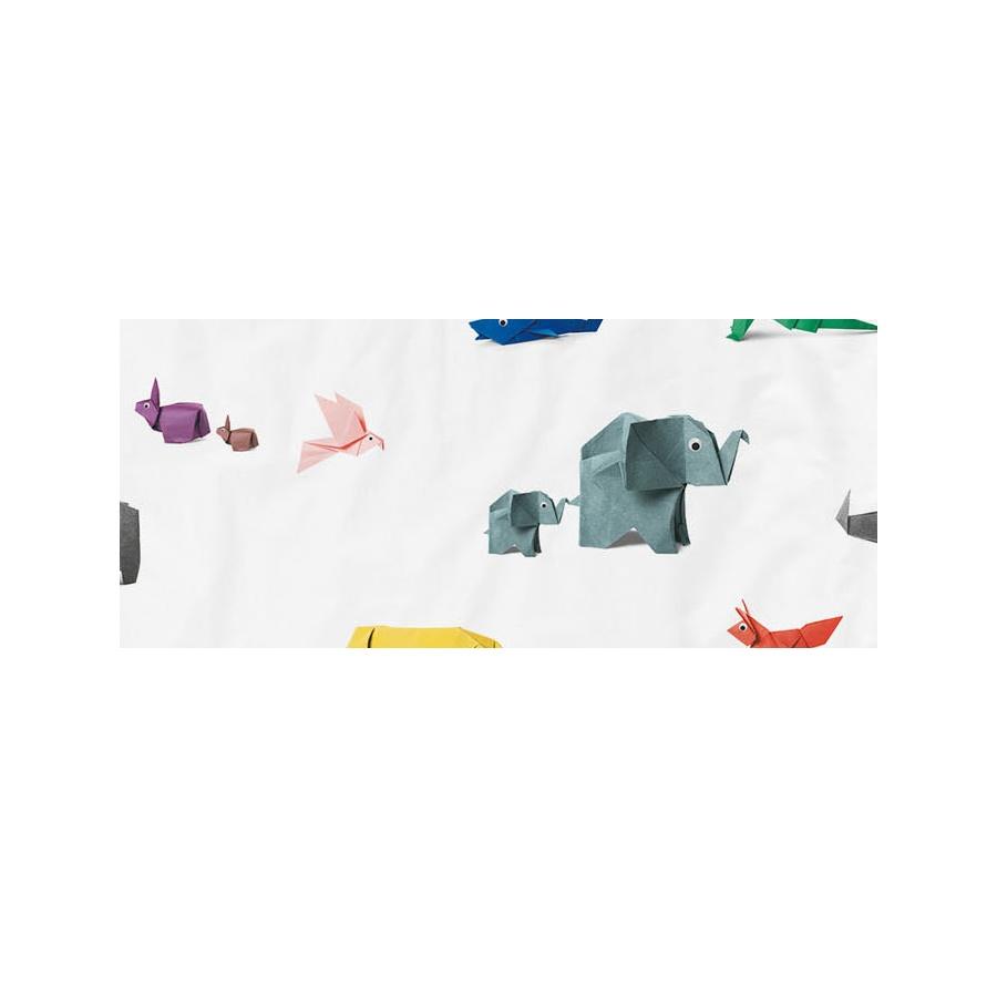 Mondkapje paper zoo