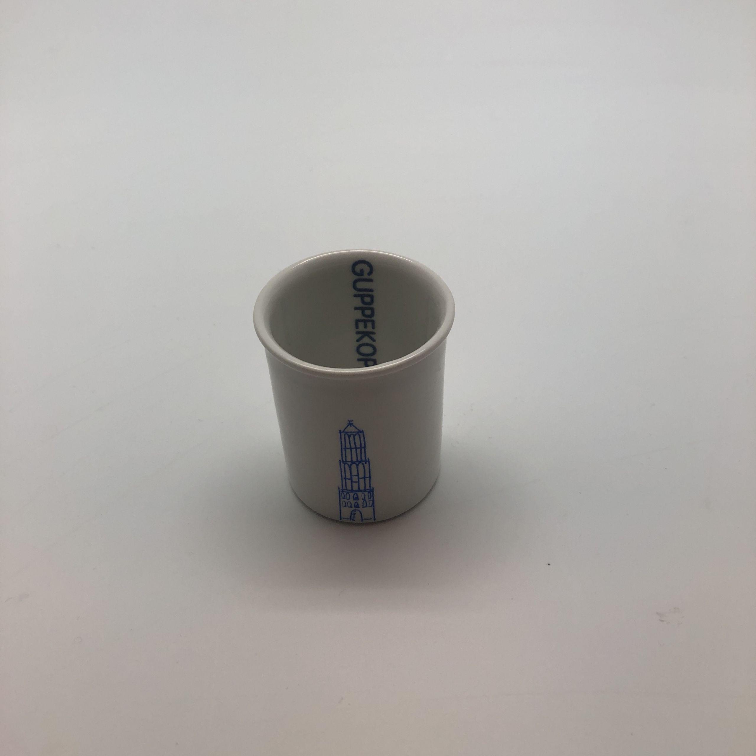 Espresso scheldmokje guppekop