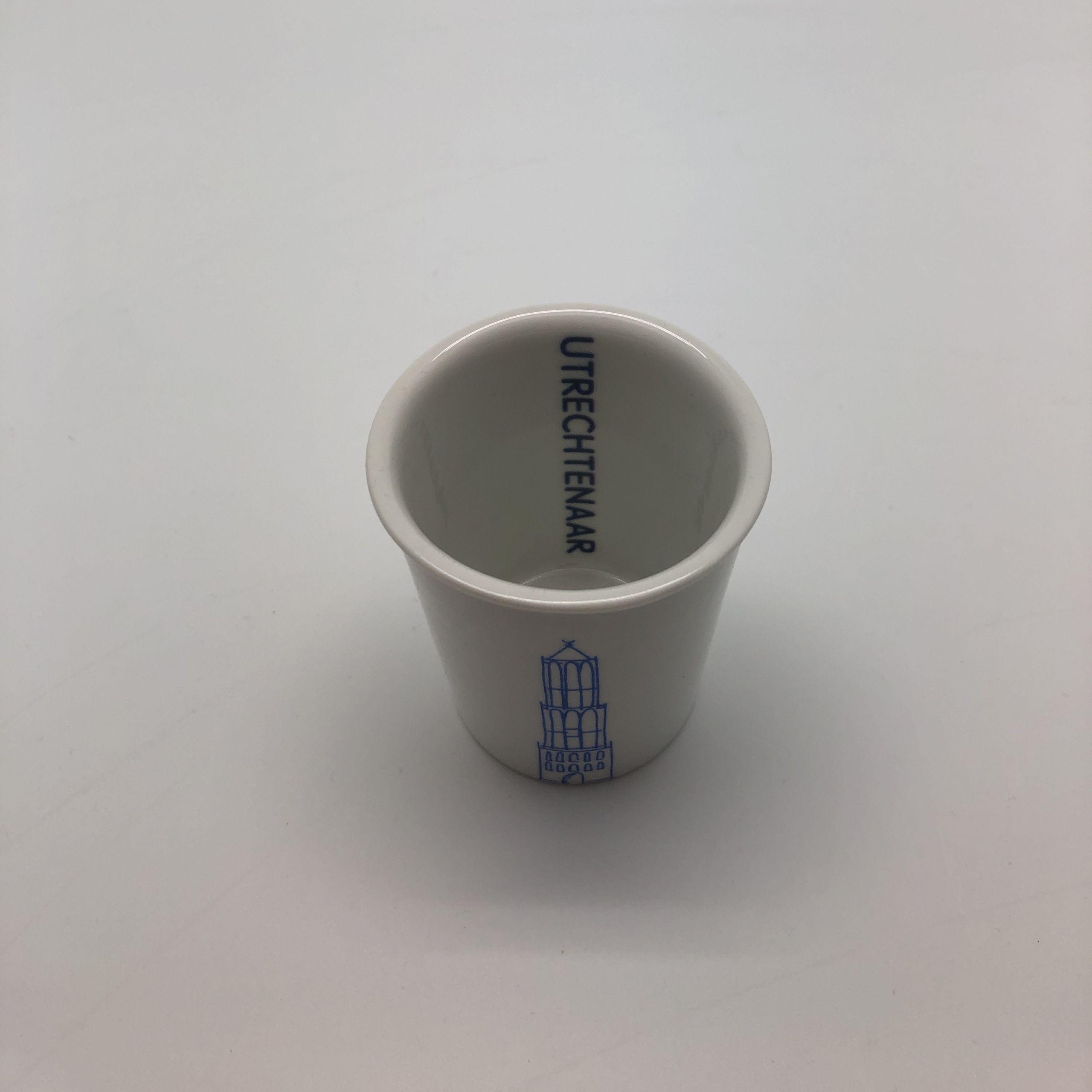 Koffie scheldmokje Utrechtenaar