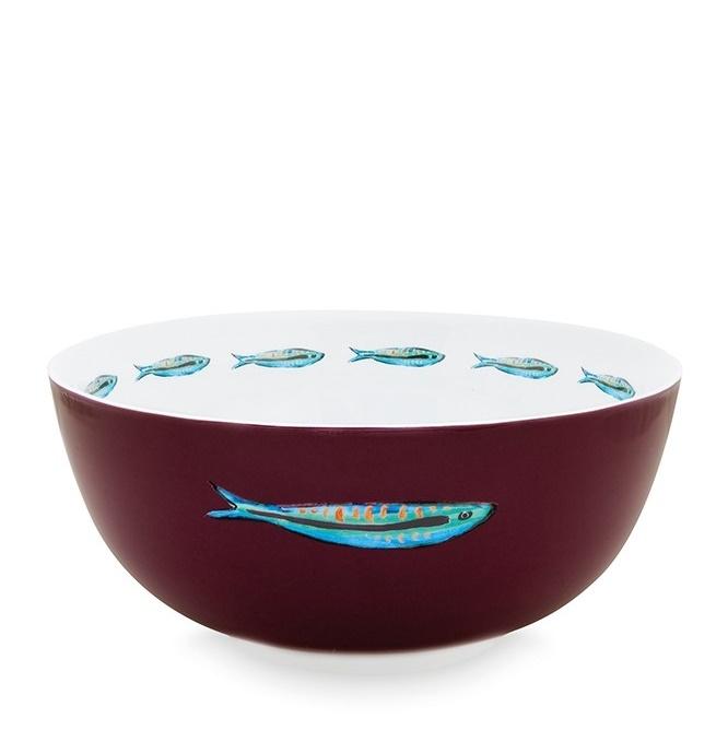 Bowl sardine 23 cm