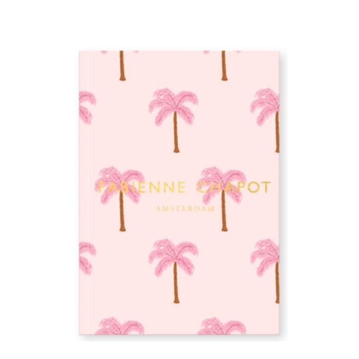 Notebook A5 palm
