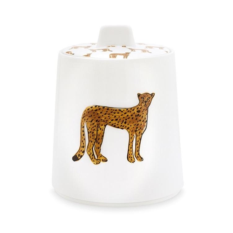 Storage jar cheetah 3000ml