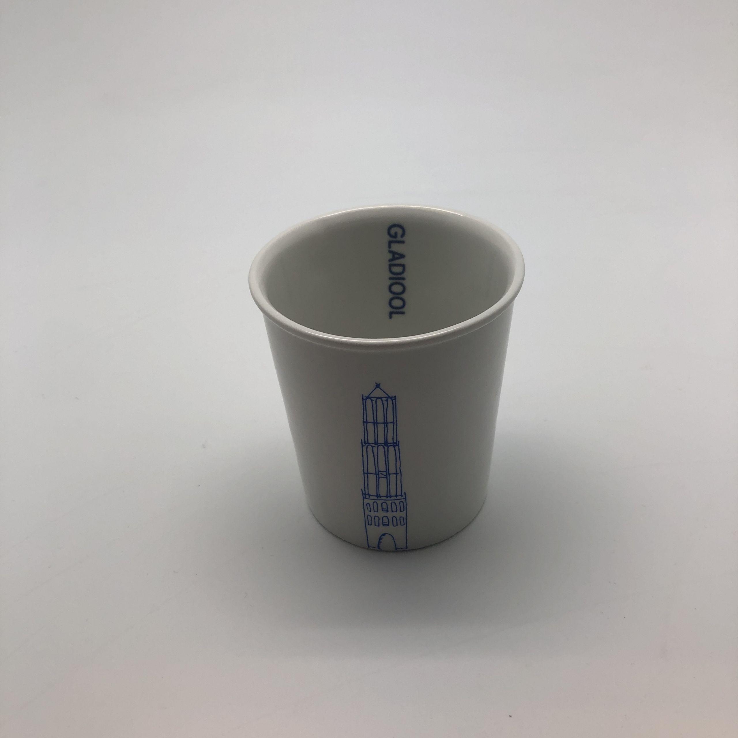Latte scheldmokje gladiool