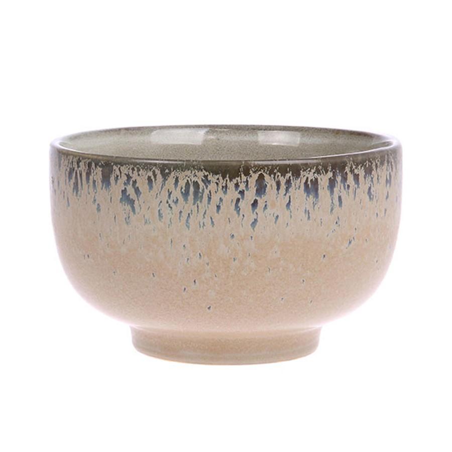 Ceramic 70's bowl bark