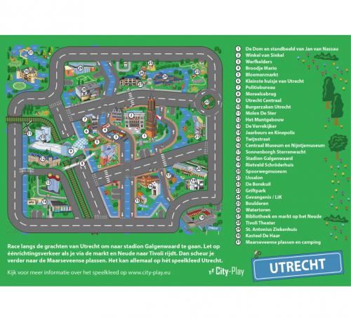 Speelkleed Utrecht