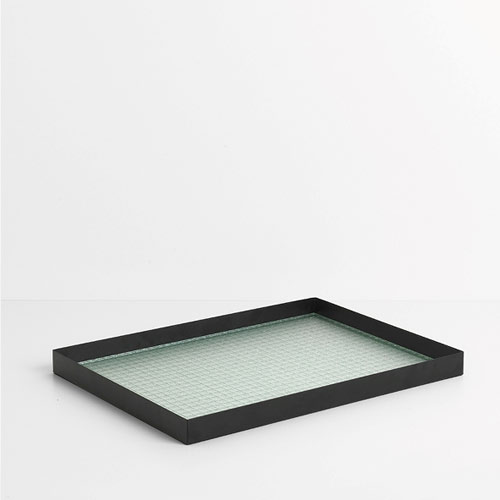Ferm Living Haze Tray Large uitlopend
