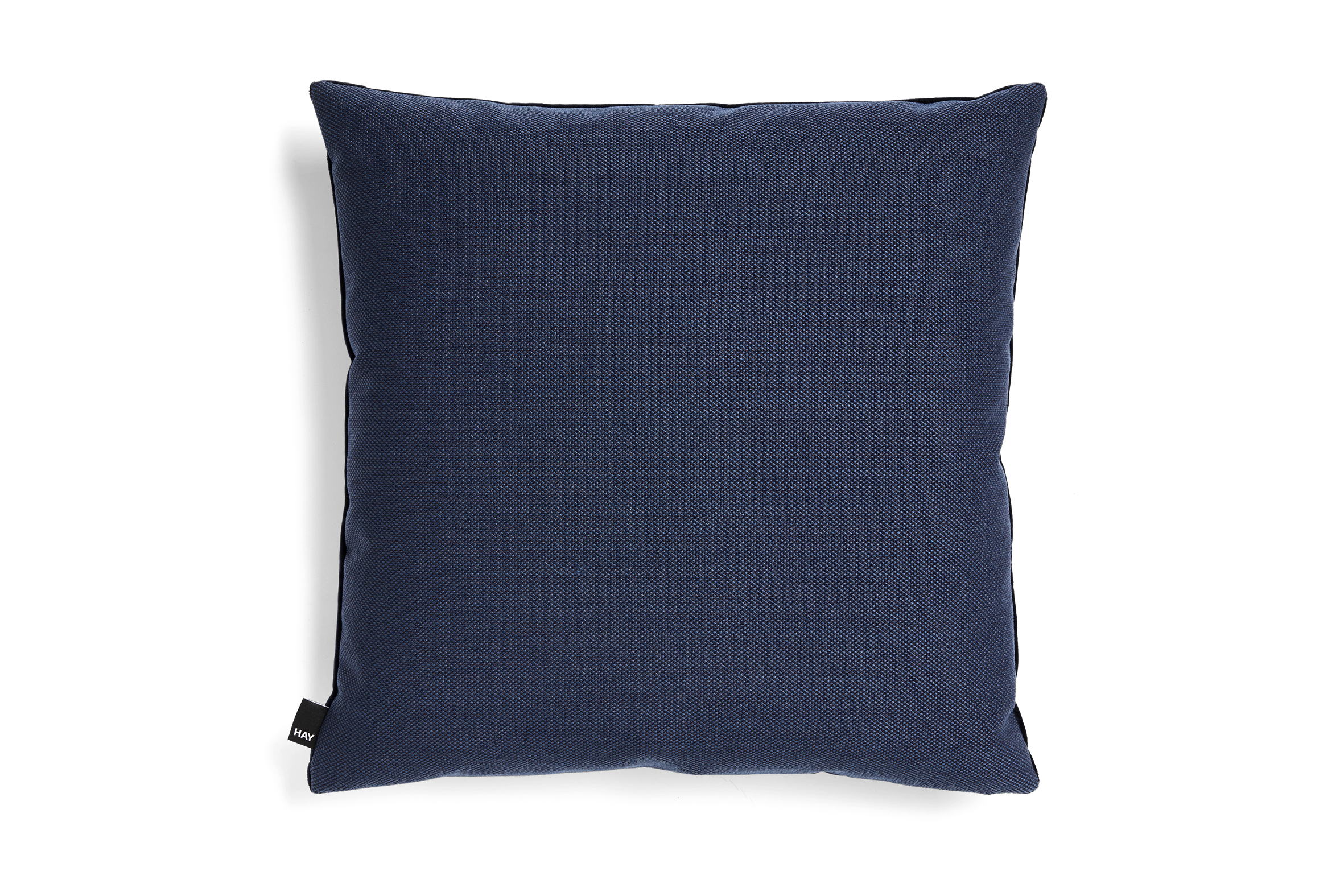 Eclectic cushion 50x50 soft navy